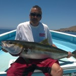 Cedros Outdoor Adventures, yellowtail fishing Mexico