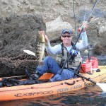Kayak Fishing at Cedros Island 5