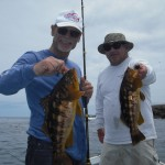 Cedros Fishing Excursion Calico Bass